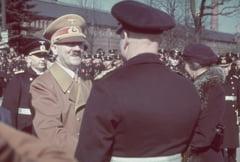 Fotografii color nemaivazute cu Adolf Hitler (Galerie foto)