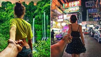 Fotografii incredibile facute de doi indragostiti prin intreaga lume (Galerie foto)