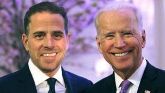 Fotografii indecente cu fiul lui Joe Biden incarcate pe un site din China. Publicatia este detinuta de fostul consilier al lui Donald Trump