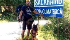 """Fotograful care merge pe jos pentru a promova Hunedoara. Traian Uries vrea sa """"rataceasca"""" 400 de kilometri pentru a redescoperi tinuturile salbatice"""