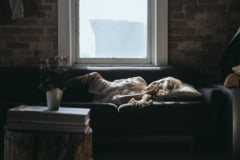 Fotoliu de masaj, ideal pentru relaxare si un somn linistit