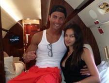 Fotomodelul rus Irina Shayk s-a despartit de Cristiano Ronaldo