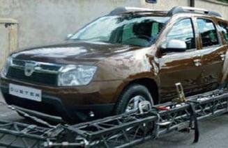 Fotospion: Viitorul SUV Dacia se va numi Duster