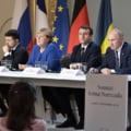 Franţa, Germania, Ucraina şi Rusia au convenit să se pună la masă pentru a discuta despre rezolvarea conflictului ucrainean