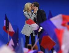 Francezii au numarat deja toate voturile: Macron - 23,75% vs Le Pen - 21,53% (rezultate finale)