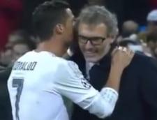 Francezii dezvaluie mesajul secret al lui Ronaldo pentru antrenorul lui PSG: Urmeaza transferul secolului?