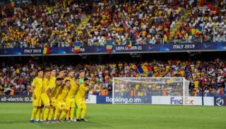Francezii sunt fair-play: Penalti pentru Romania!