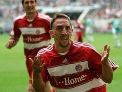 Franck Ribery, fotbalistul anului 2008