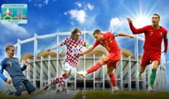 Franta, Croatia, Belgia sau Portugalia ar putea juca pe Arena Nationala