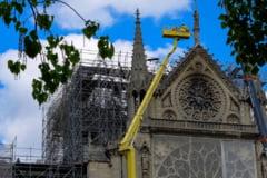 Franta: Dupa 13 ore de dezbateri, s-a adoptat legea pentru restaurarea Notre-Dame in 5 ani