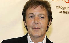 Franta: Paul McCartney a primit Legiunea de Onoare