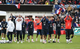 Franta, la EURO 2016: Prezentarea echipei si lotul de jucatori