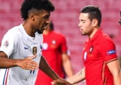 "Franta, prima nationala calificata la turneul final al Ligii Natiunilor. ""Cocosii"" au invins Portugalia lui Ronaldo"