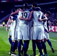 Franta, victorie in cel mai tare amical al zilei - ce a facut Elvetia