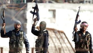 Franta a inarmat rebelii din Siria