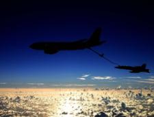 Franta a simulat un atac nuclear, in cursul unui test aerian