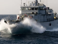 Franta a trimis un vanator de mine in Marea Neagra, pentru a se antrena cu Fortele Navale Romane