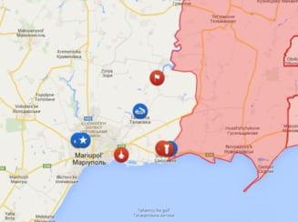 Franta ameninta Rusia: Stati departe de Mariupol!