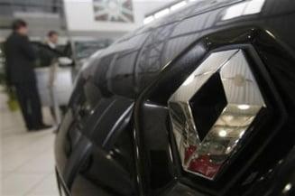 Franta ar putea nationaliza producatorii auto locali