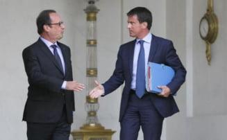 Franta are un nou Guvern - cine a ramas pe dinafara (Video)