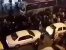 Franta este ingrijorata de represaliile din Iran: Dreptul de a protesta este fundamental
