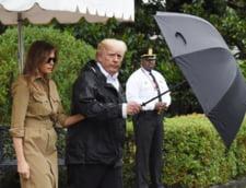 Franta ii aminteste lui Trump, in timp ce SUA sunt devastate de uragane, ca a spus ca schimbarile climatice sunt o farsa