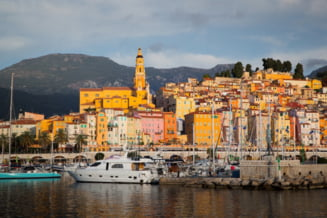 Franta introduce carantina pe Coasta de Azur in weekenduri si interzice consumul de alcool in spatii publice