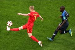 Franta invinge Belgia si se califica in finala Cupei Mondiale