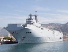 Franta nu mai vinde navele Mistral Rusiei, dar nu duce lipsa de musterii - cine sta la coada