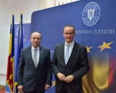 Franta si Germania ar putea s-o sustina pe Kovesi la sefia Parchetului UE. Dialogul incredibil dintre Tudorel Toader si un parlamentar german (Video)