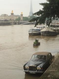 Franta si Germania inghitite de ape - Imaginile dezastrului (Galerie foto&video)