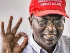 Fratele vitreg al lui Barack Obama a salutat victoria lui Trump: Dumnezeu e mare!