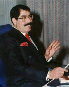 Fratele vitreg lui Saddam Hussein a murit in inchisoare