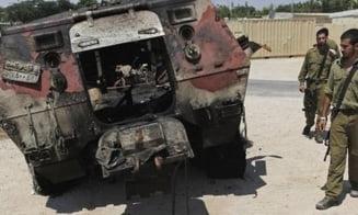 Fratia Musulmana acuza Israelul pentru atacul asupra trupelor egiptene