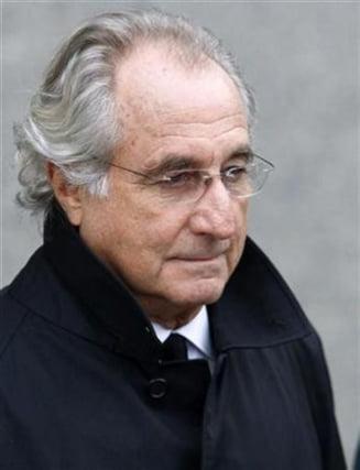 Frauda lui Madoff ar putea fi mult mai mica