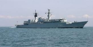 Fregata Regele Ferdinand s-a intors din Libia