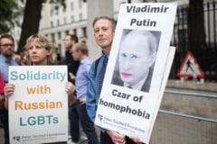 Frica de a fi homosexual in Rusia