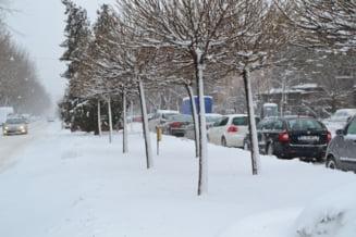 Frigul polar a facut 32 de morti in Europa de Est