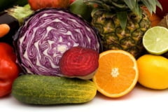 Fructe si legume bogate in fier