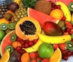 Fructele exotice, fructele iernii