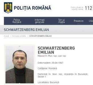Fugarul Elan Schwartzenberg nu scapa de mandatul european de arestare - decizie definitiva