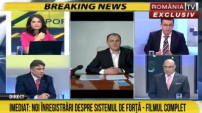 Fugarul Ghita e urmarit prin Interpol, dar apare nestingherit la Romania TV. Ce face CNA?