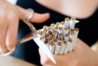 Fumatorii ar putea fi vizati de noi restrictii in Romania