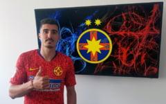 Fundasul Marius Briceag este noul jucator al echipei FCSB