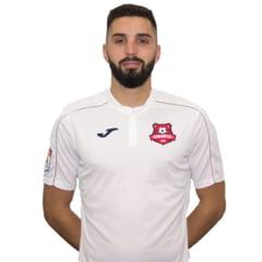 Fundasul central Alin Dobrosavlevici este noul jucator al formatiei FC Viitorul