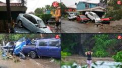 Furtuna Amanda a lovit El Salvador si Guatemala: 14 oameni au murit