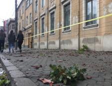 Furtuna din Timis: Unele scoli raman inchise si acum, altele nu au curent, dar primesc elevi
