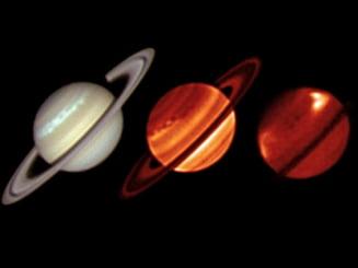 Furtuna fara precedent pe Saturn