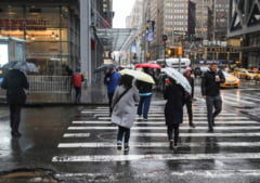 Furtuna si viscol in SUA: Sase morti si numerosi raniti
