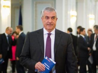 Fuziunea cu PDL lasa PNL fara alti parlamentari care fug la Tariceanu